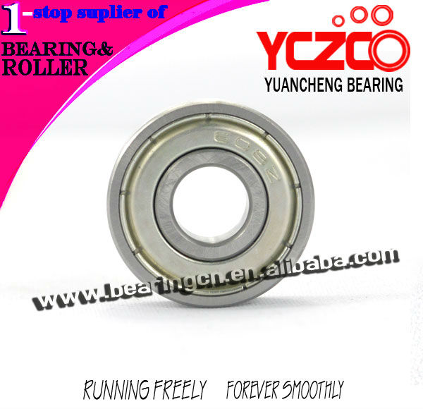 608 <strong>bearing</strong> with chrome steel <strong>bearing</strong> made in China
