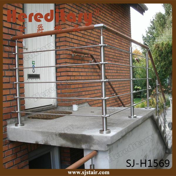 Moderne Pvc Handlauf Designs Veranda Treppen Edelstahl Gelander