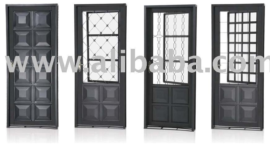 Decorating » Steel Door With Window - Inspiring Photos Gallery of ...