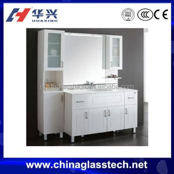 Decorative Aluminum Frosted Glass Bathroom Cabinet Doors Buy