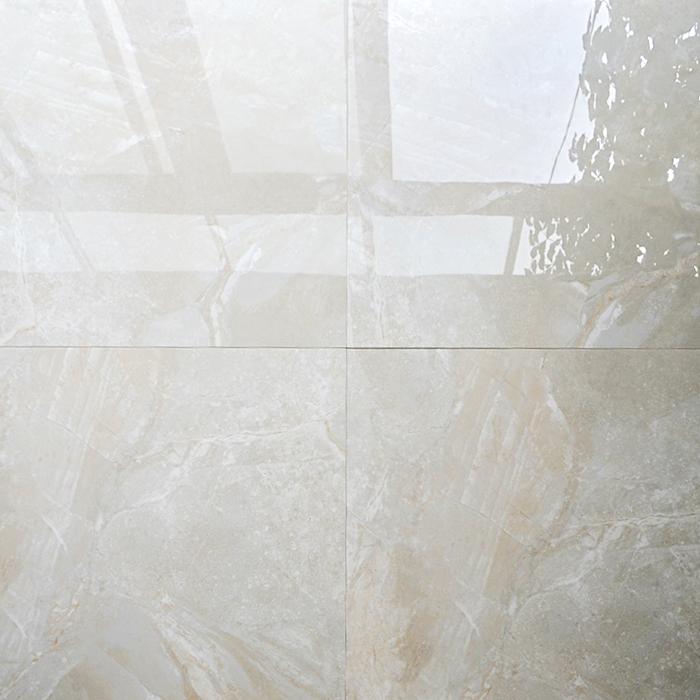 Hb6251 Rialto White Geneous Porcelain Spanish Floor Tile