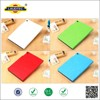 Colorful Luxury Leather Wallet Stand Tablet Folio Case For iPad Air 2