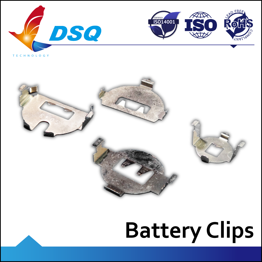 High Quality Precision Battery Holder AA from Taiwan
