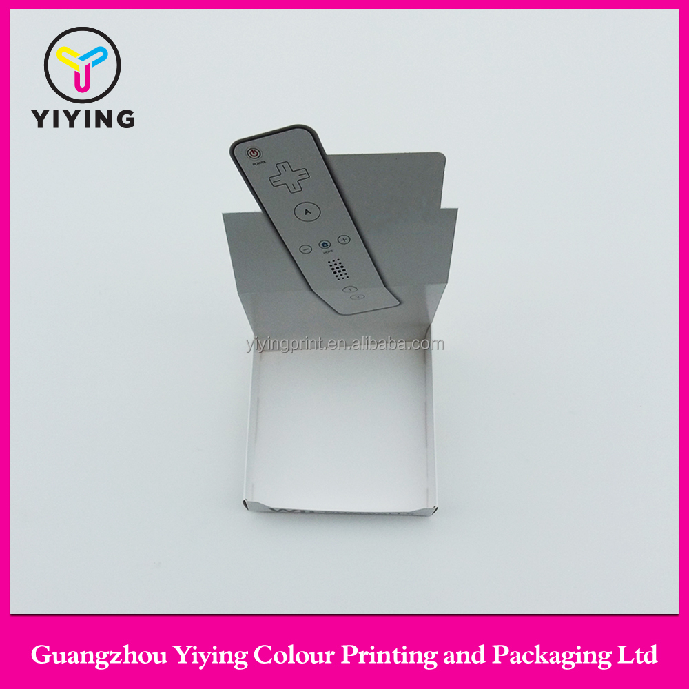 China supplier custom jewelry packaging display cardboard box