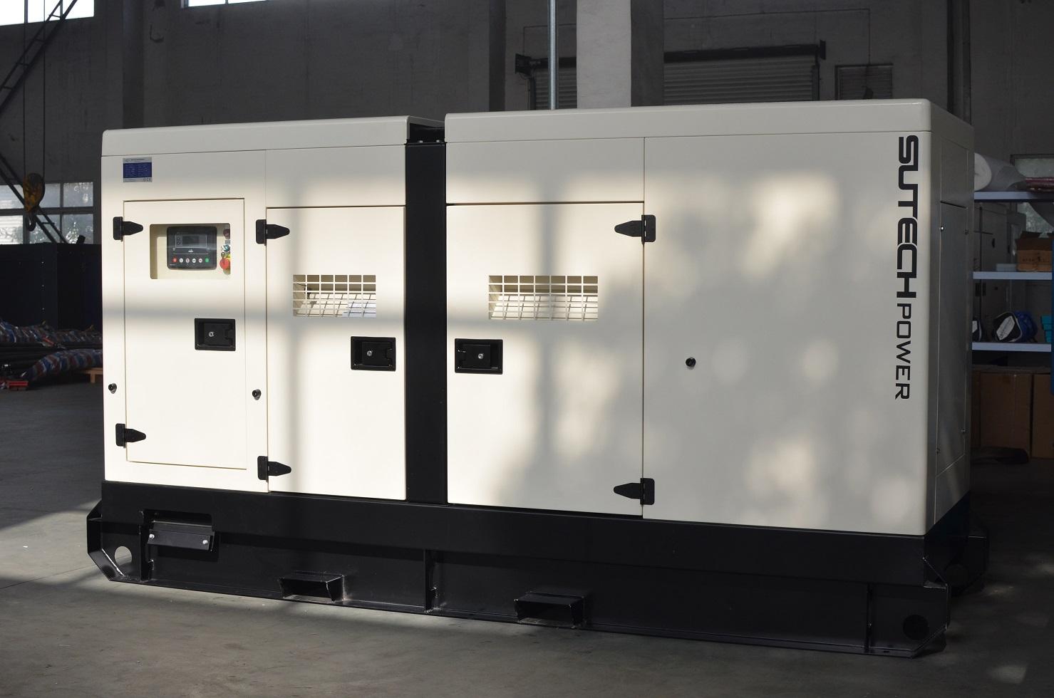 Weichai diesel gruppo elettrogeno 100kva generatore diesel consumo di carburante per ore