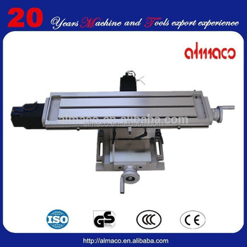 High Precision Cross Table With Stepper Motor Cnct 425