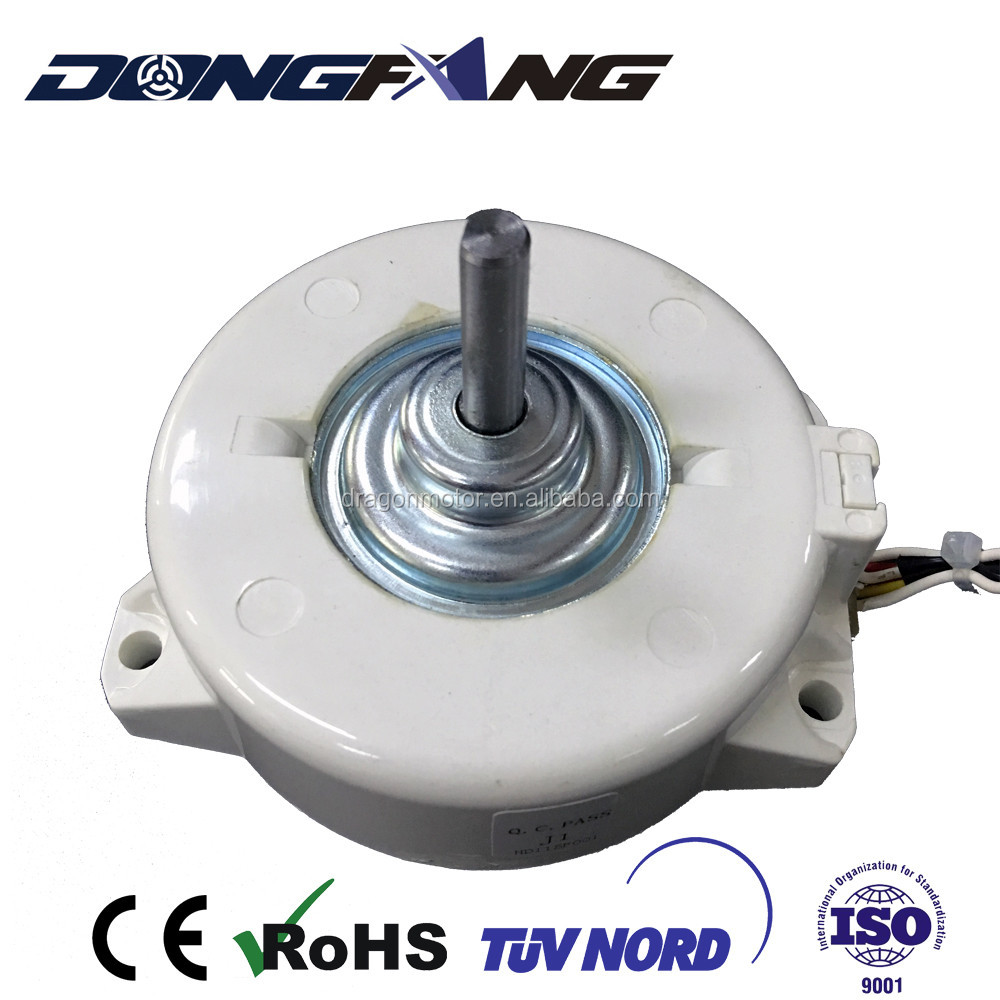 6W~70W Single Phase Asynchronous Motor Small Electric Fan Motor For Air Purifier Parts
