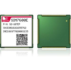4G LTE mini pci module SIM7600E with Multi-Band LTE-TDD/LTE-FDD/HSPA+ and  GSM/GPRS/EDGE module
