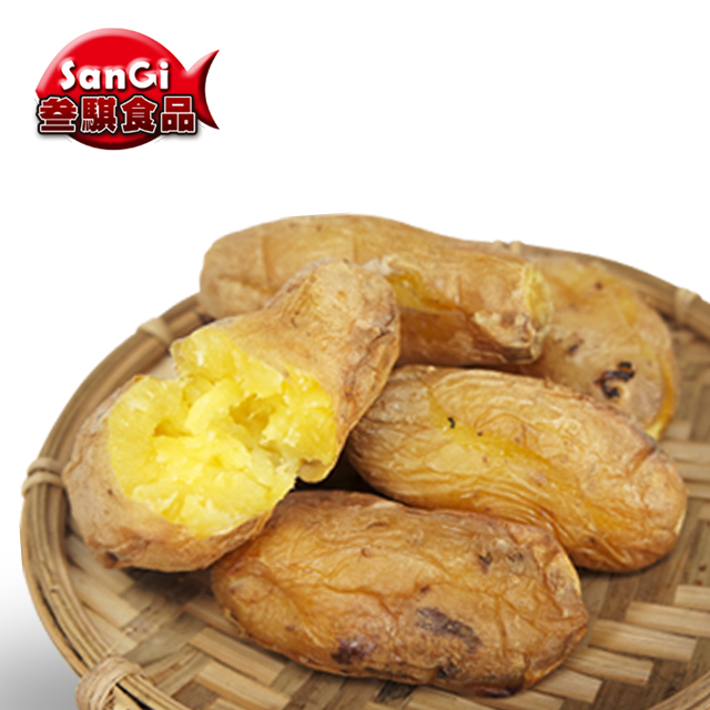 Taiwan Local Hot Selling Nutritional Frozen Roasted Sweet Potato