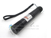 FU685ADX-BXS22 685-695nm 0.1~50mW handheld portable red point dot laser pointer adjustable focus with 5.5*2.1mm DC connector
