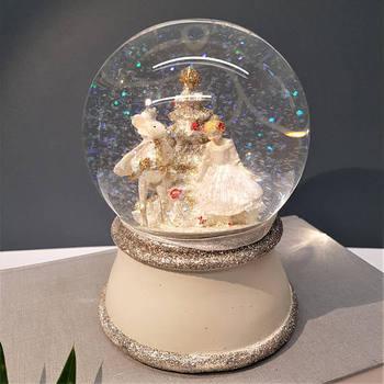 Personalised Princess Christmas Snow Globe Birthday Gift Ideas For Birthday Gift Buy Christmas Snow Globeprincess Snow Globepersonalised Snow