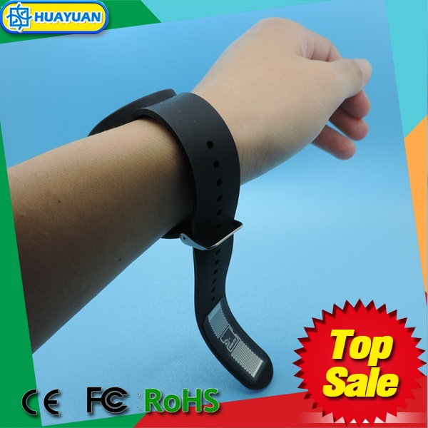 Now Long read range 860-960Mhz Monza R6 uhf passive rfid wristbands