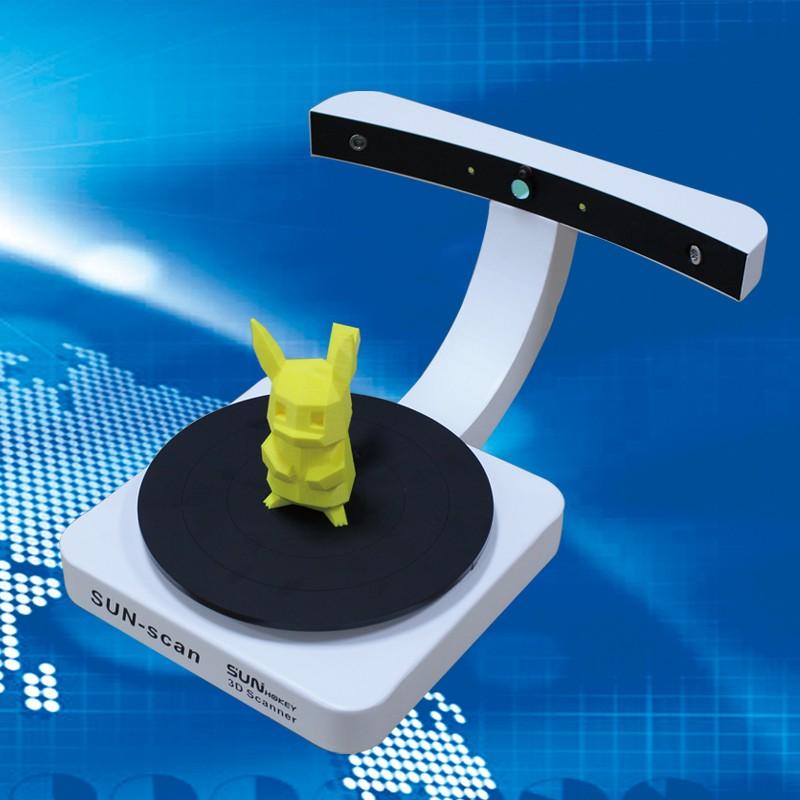 Desktop High Performance Laser Line Triangulation 3d