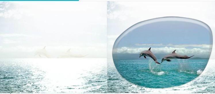 !!!מקוטב קריאה משקפי שמש!!! טייס מקוטב מרובע גדול מסגרת משקפי שמש mens עם בדיקת כרטיס +1.0 +1.5 +2.0 +2.5 4 +