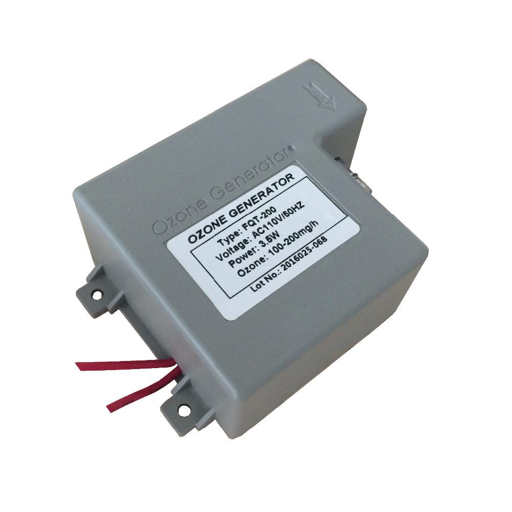 ओजोन जनरेटर सेल शुद्धि पानी और हवा पानी शोधन मशीनों के लिए, सिक्का संचालित बिक्री पानी