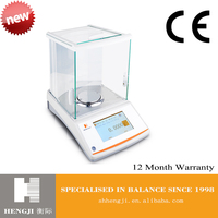 With Accuracy 0.1mg(0.0001g) Wieghing Scale Analytical Electronic Balance