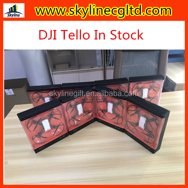 2018 DJI Newest Drone Tello In Stock Now DJI Tello vs Spark