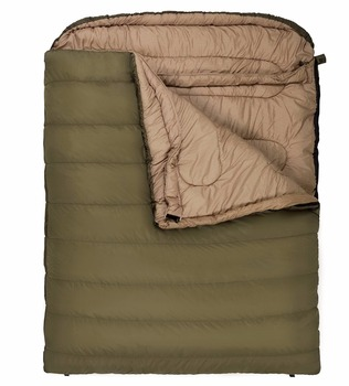 Envelope Family Double Person People Comfortable Silk Soft Down Liner Outdoor Camping Sleeping Bag
