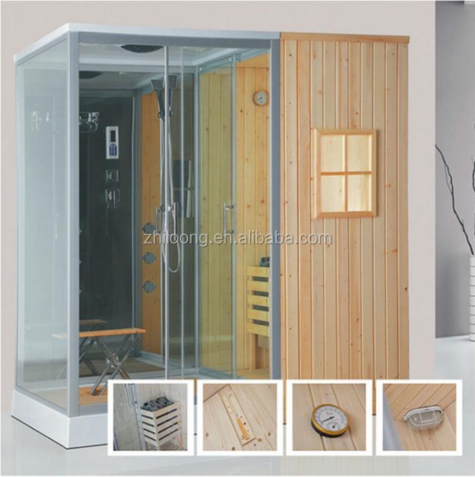 China Suppliers Luxury Steam Sauna Room /modern Style Steam Shower ...