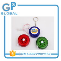 Custom made promotion two stops adhesive tape measures