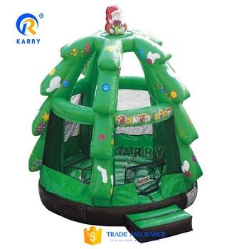 Christmas Tree Inflatable.Huge Christmas Tree Inflatable Castle Children Play Inflatable Bouncy Castle For Party Buy Bounce Castle Christmas Tree Bouncy House Inflatable