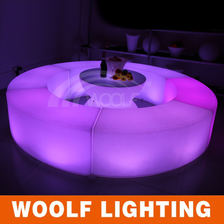 new style plastic led unique kids chairs