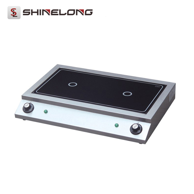 2017 ShineLong Hot Sale Table-top Electric Commercial Induction cooker