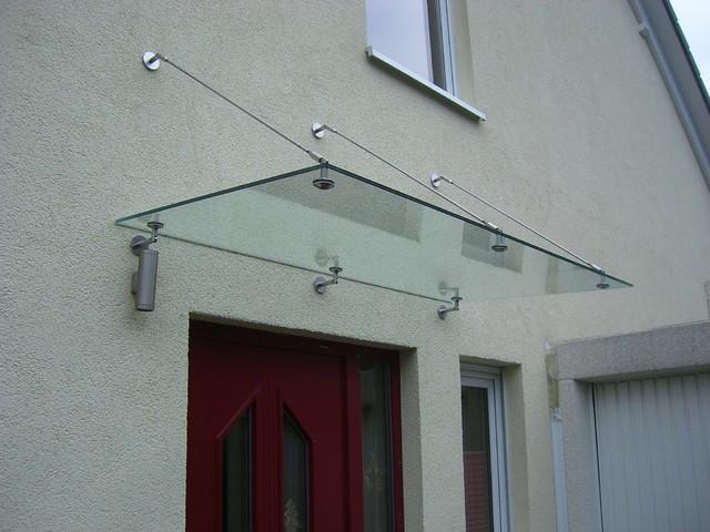 door window awning kits