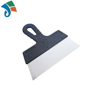 Plastic Handle Stainless Steel Wallpaper Scraper Buy Rubber Scraper Wall Scraper Plastic Handle Product On Alibaba Com