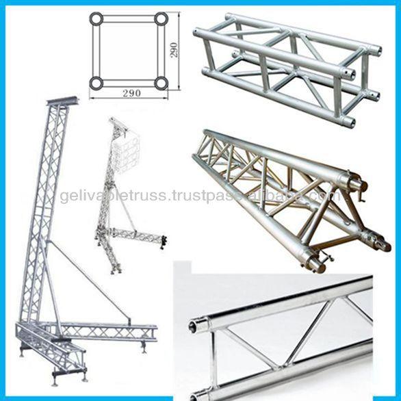 Truss Structure Crane Truss Lighting - Buy Light Truss System,Light Truss  Stand,Light Truss Display Product on Alibaba com