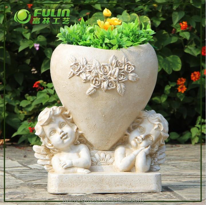 Groot buitenzwembad cupid engel tuin pot pot tuin bloempotten en plantenbakken product id - Buitenzwembad decoratie ...