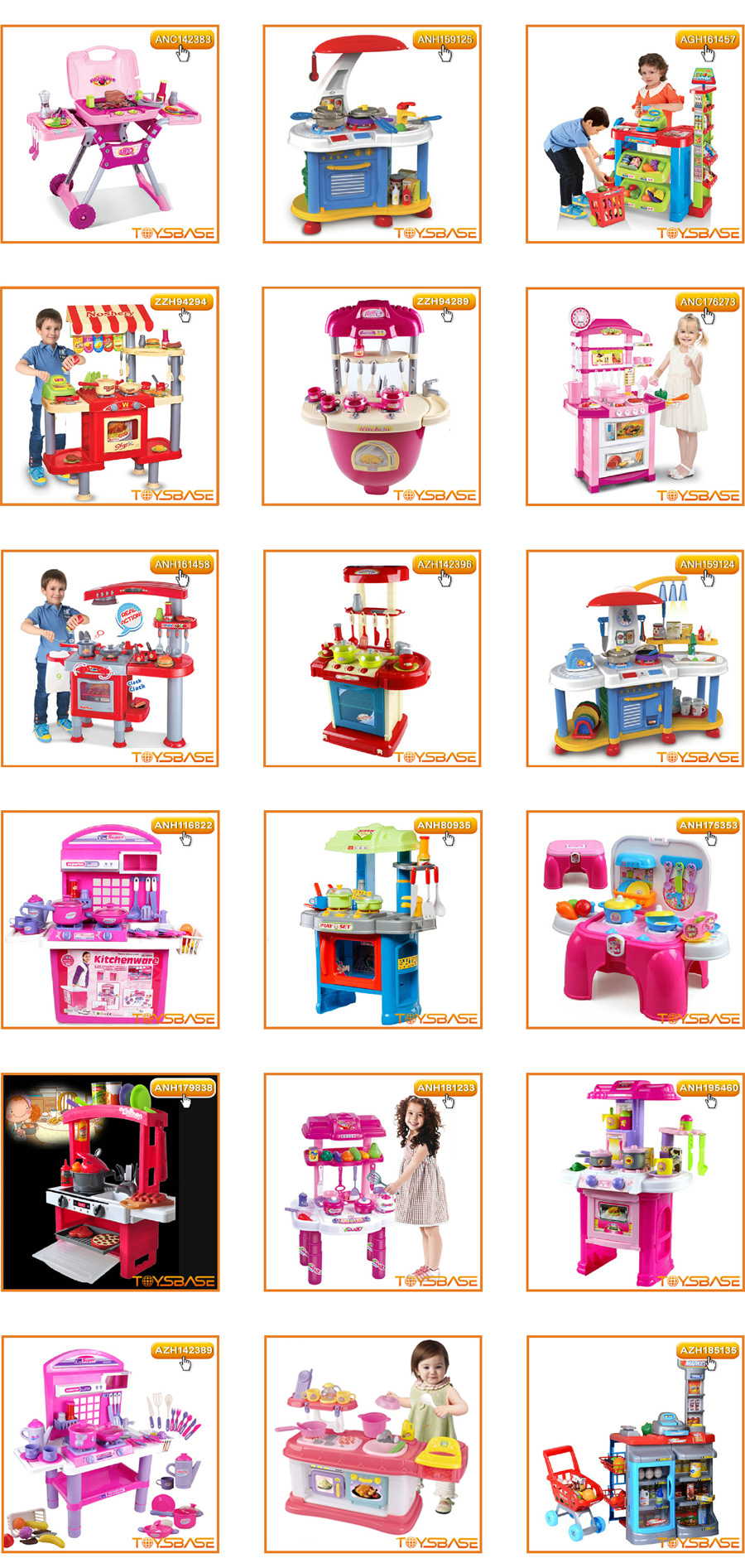 China Factory Toys/plastic Toy For Children/wholesale Kitchen Toy ...