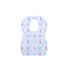 Wholesale Custom Printed Waterproof Disposable Paper Baby Bib