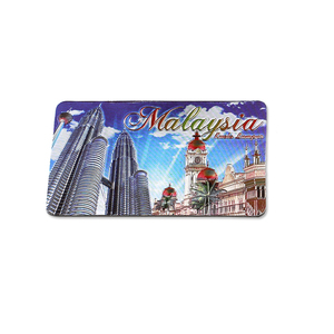 Custom Laminated Art paper Fridge Magnet custom