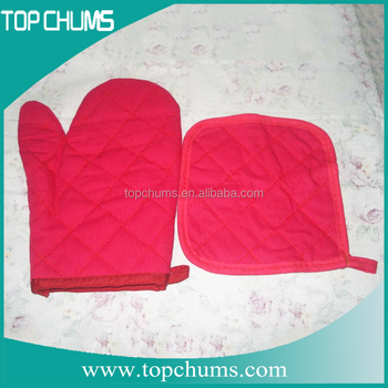 Wholesale Quality Cheap Oven Mitt And Oven Squarefree Crochet Pot
