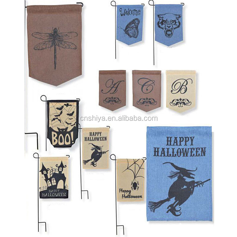 Garden Flags Wholesale, Garden Flags Wholesale Suppliers And Manufacturers  At Alibaba.com