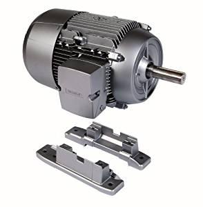 Siemens 1LE21111AB314AA3 1 5-HP 1800 Rpm 230/460-volt 145t General Purpose Electric Motor Nema Above Premium Efficient Aluminum Frame, Copper Rotor
