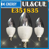 UL listed factory wholsale price led bulb light 360 degree UL led candle & led candle wholesale