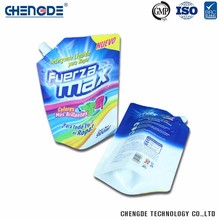High Grade New Products Sealed Laundry Detergent Packaging Bag