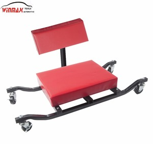Low Profile Creeper Seat Car Truck Repair Garage