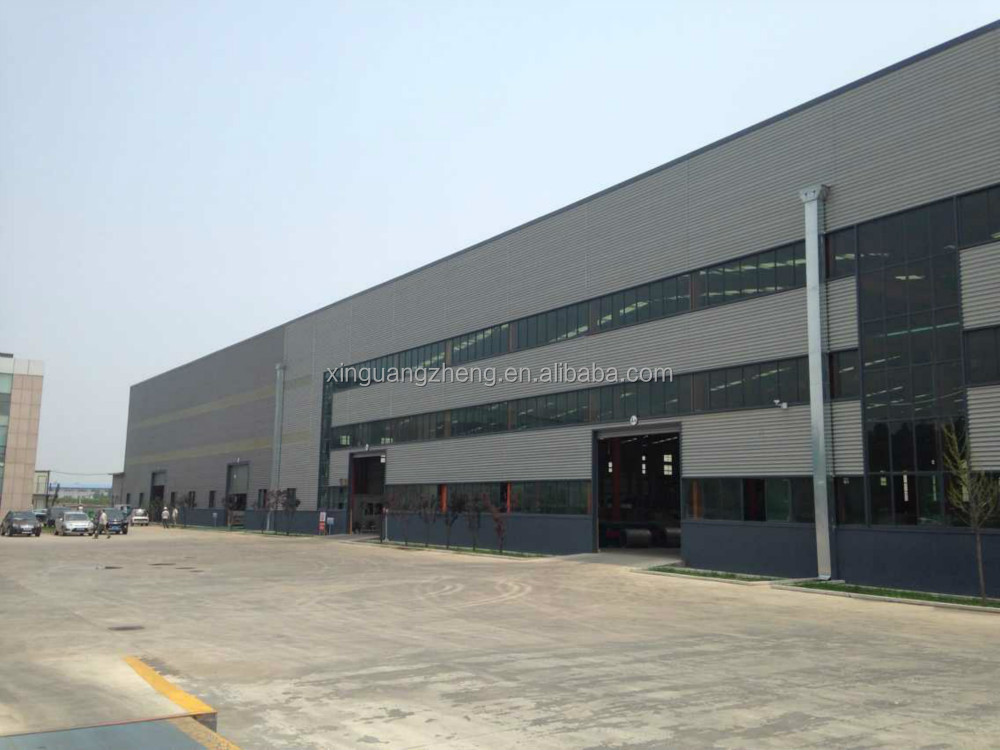 Cheap steel structure warehouse.in Angola