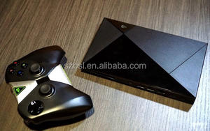 NVIDIA SHIELD Pro - 4K Ultra HD Streaming Media Player  Android TV  Great  Gaming