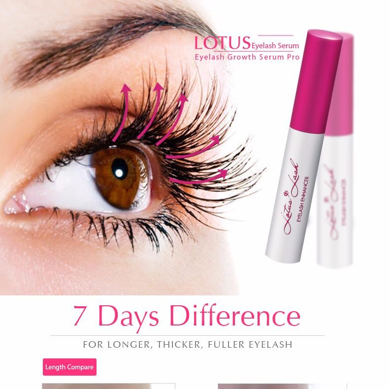 908508074a1 Beauty Products Private Label Makeup Lotus Lash Eyelash Serum For Eyelashes  Lengthen