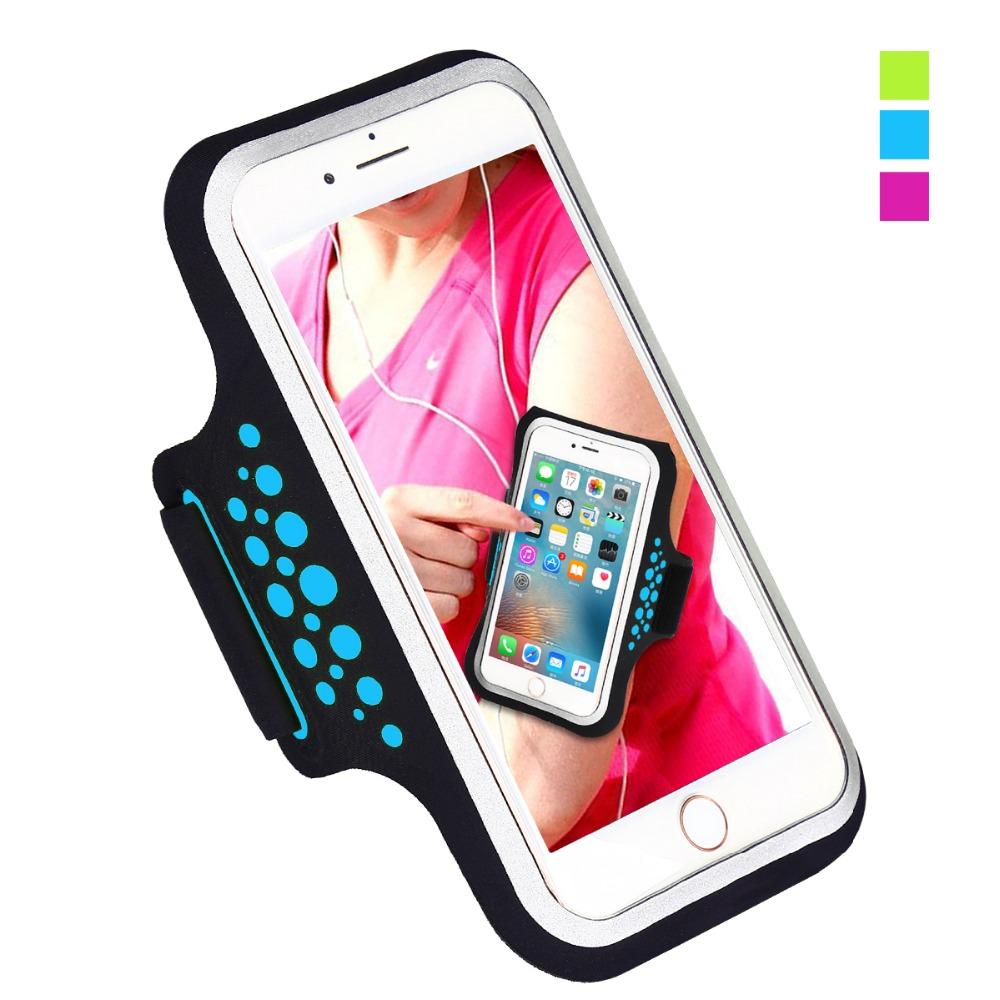 46a2468db07 Haissky Teléfono Móvil Brazalete Para Correr Teléfono Inteligente  Personalizado Deporte Brazalete Para Iphone 7 8 Plus - Buy Teléfono  Inteligente ...