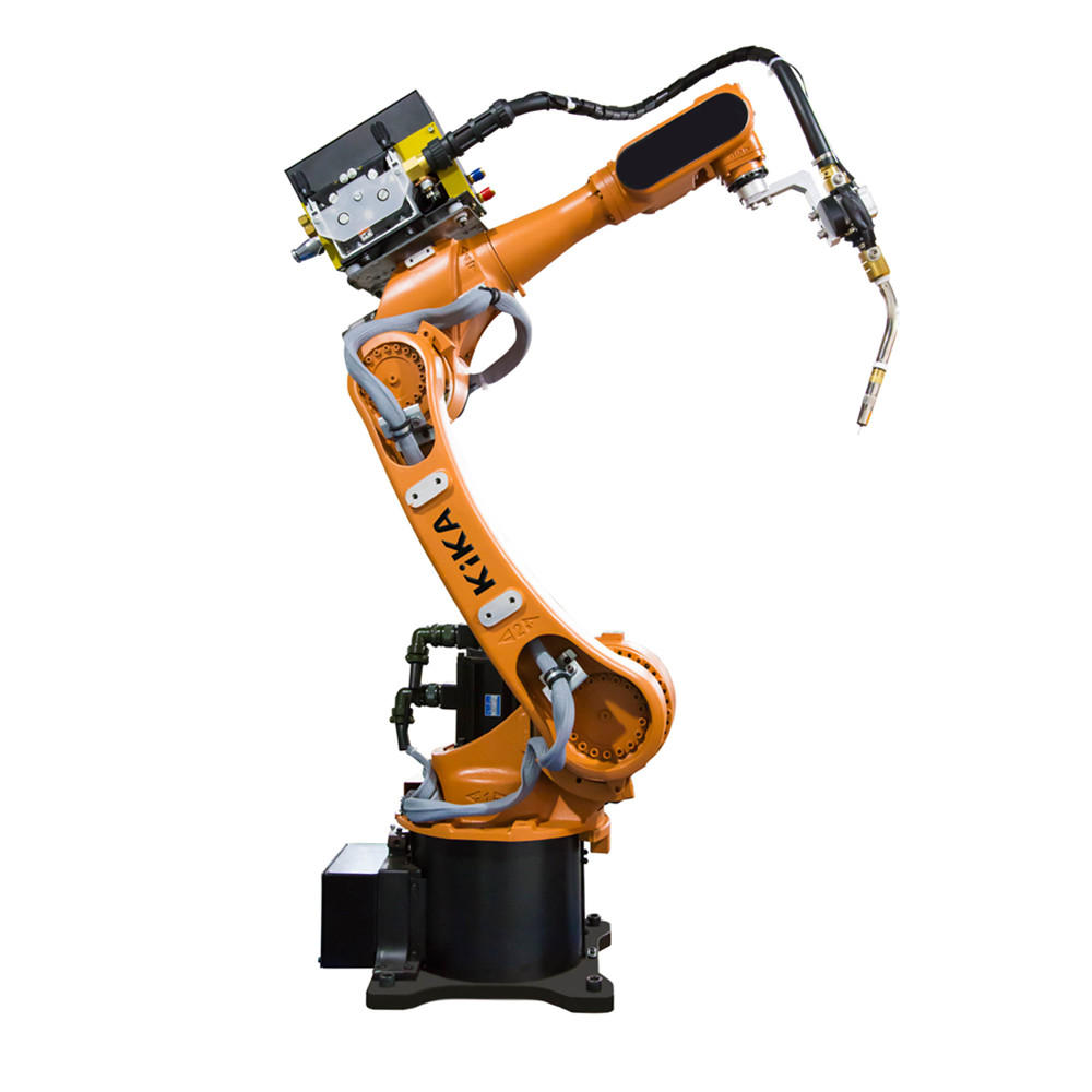 6 axis High precision Industrial Robotic Arm for welding cutting painting  and palletizing, View Robotic Arm, KiKA/Epson/Questt Product Details from