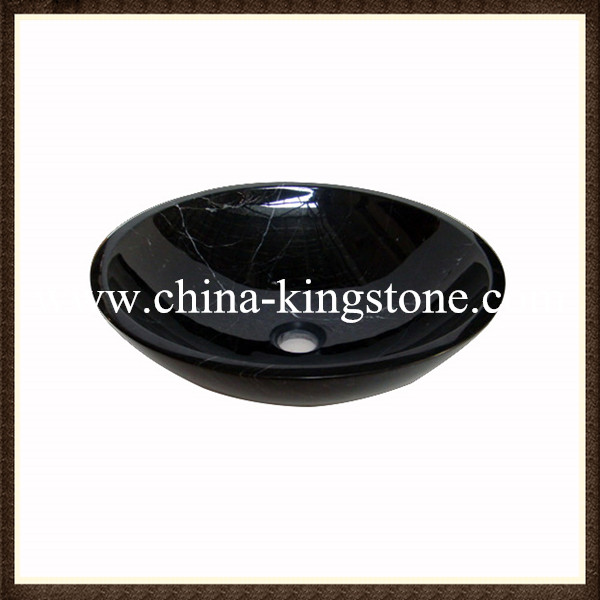 Competitive man-made double bowl granite sink for Floor and Wall