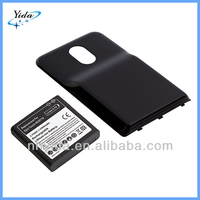 Extended phone Battery+Cover for Samsung Galaxy S2