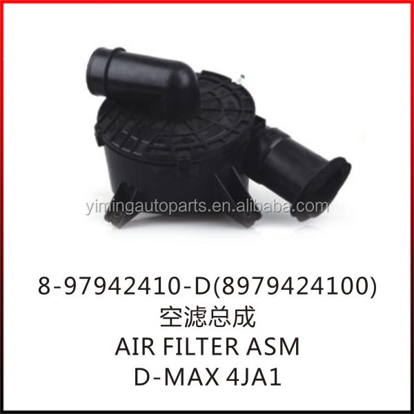 8-97942410-D D-max Air filter assembly 8979424100 D-max 4JA1