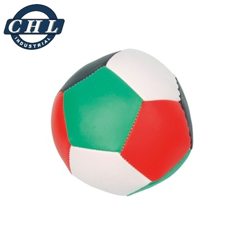 Phthalates free stuffed vinyl ball with logo