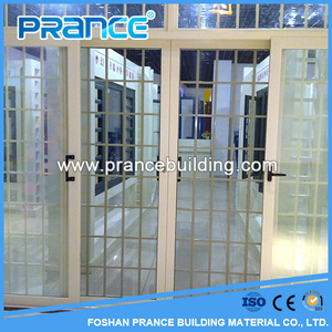traditional Easy cleaning used aluminum commercial door